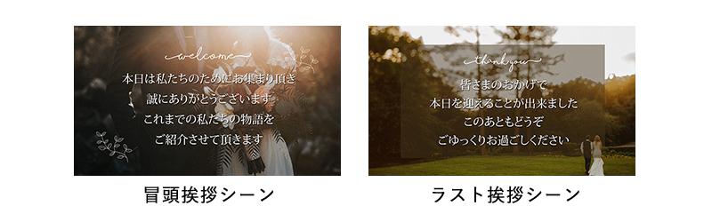 「プロフィールムービー/BEGIN」イメージ画像