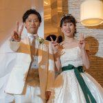 2019.7.6挙式 北海道 K様ご夫婦(オープニングムービー、プロフィールムービー、エンドロール制作)