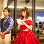 2019.10.5挙式 神奈川県 S様ご夫婦(エンドロール、手紙ムービー制作)